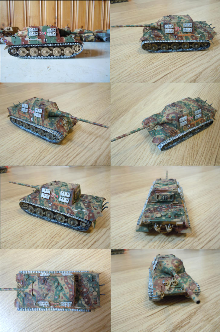 Jagdtiger last update by warrior1944