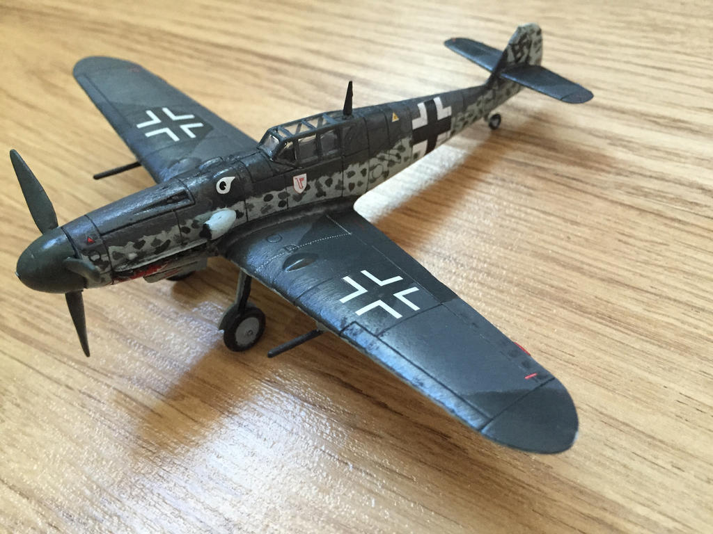Me bf 109-G6 WIP by warrior1944