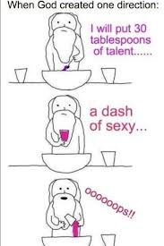 My theory of how one direction was made by onedirectionsauce