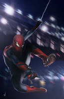 The Amazing Spider-Man by tyler-wetta