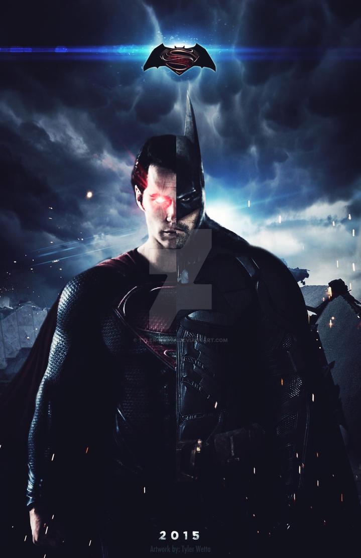 Batman vs superman by tyler wetta on deviantart batman vs superman by tyler wetta biocorpaavc Choice Image