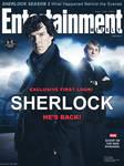 Sherlock Entertainment Weekly Magazine Cover