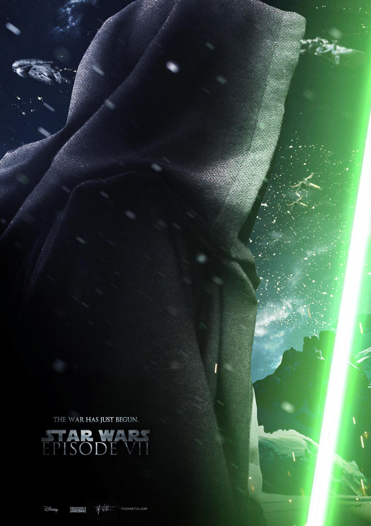Star Wars Episode VII - Jedi
