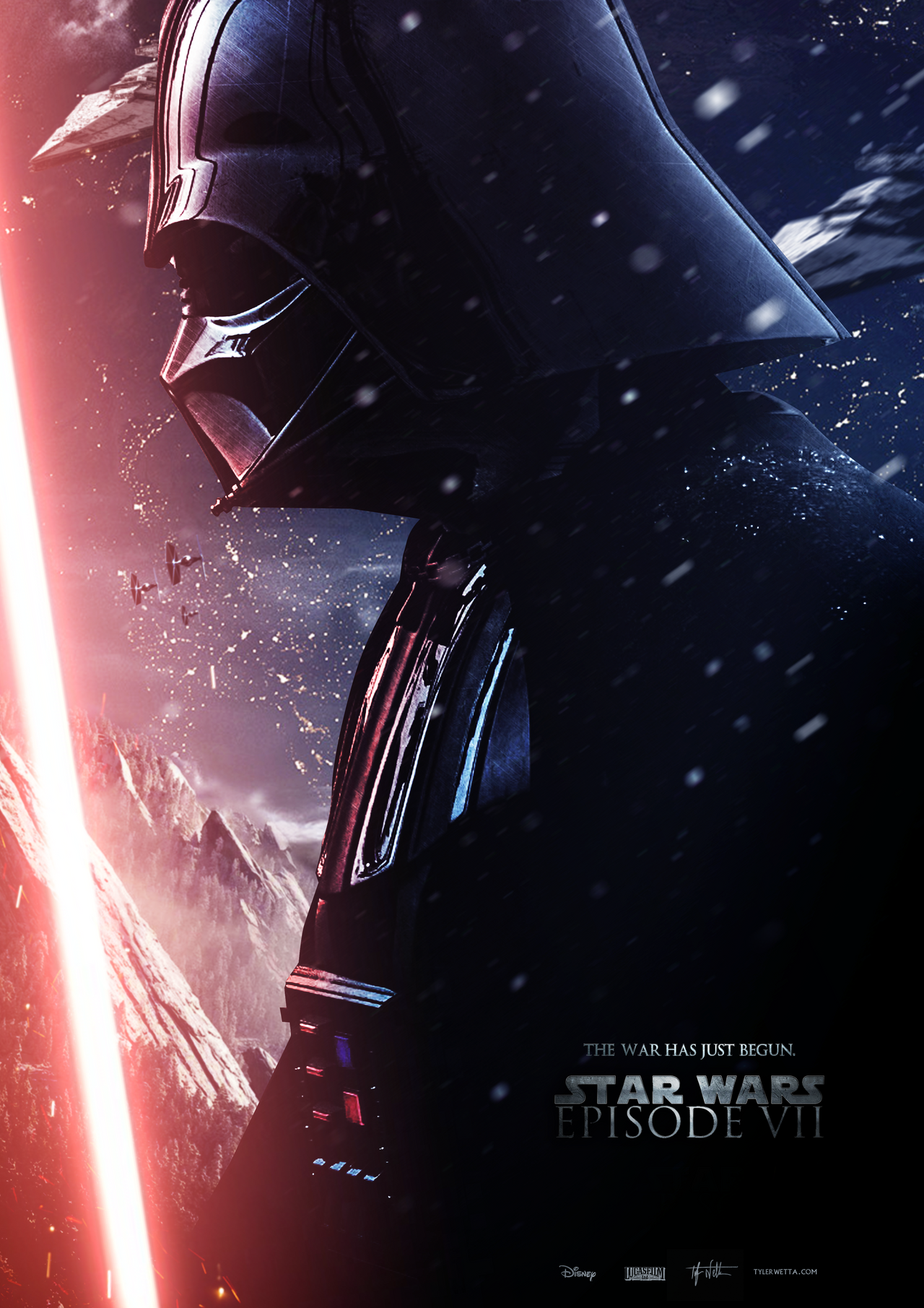 Star Wars Episode VII - Sith by AncoraDesign