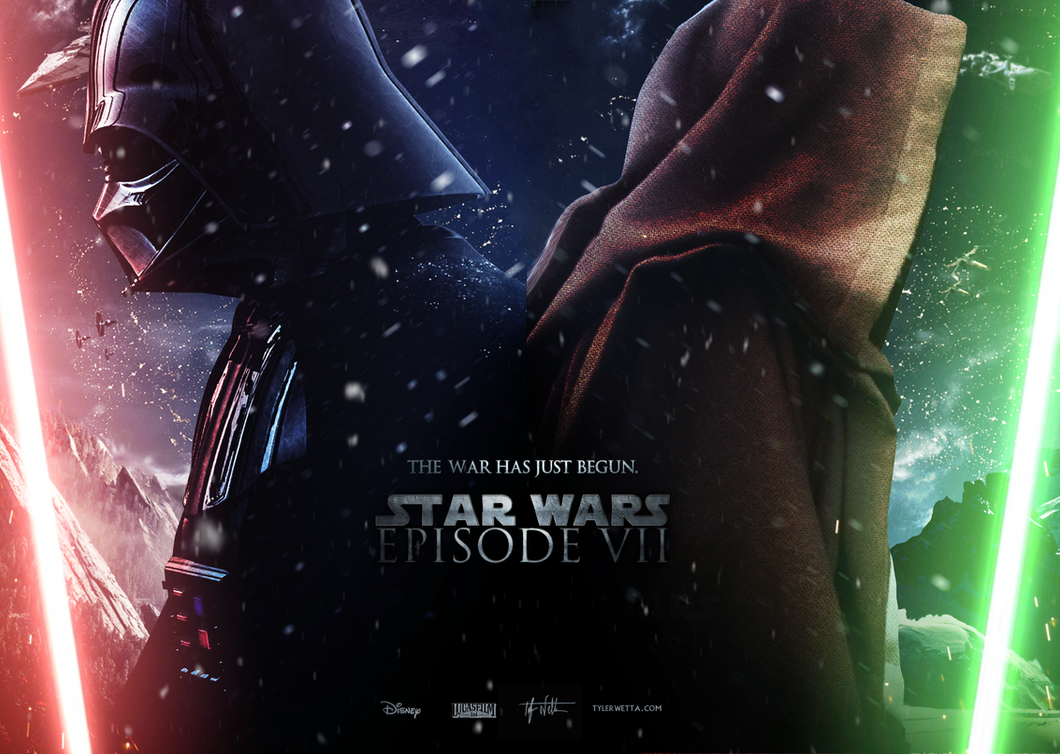 Star Wars Episode VII - Wallpaper by AncoraDesign