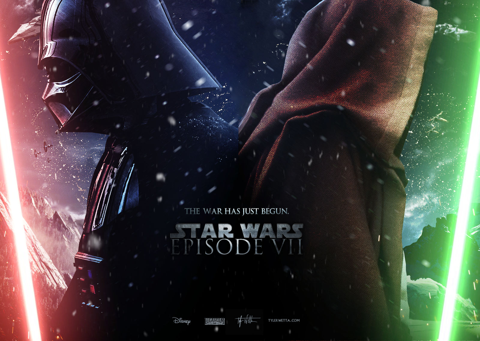 Star Wars Episode VII - Wallpaper