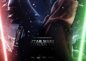Star Wars Episode VII - Wallpaper by tyler-wetta