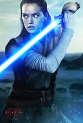 The Last Jedi Poster by tyler-wetta