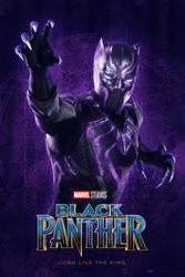 Black Panther Poster V1