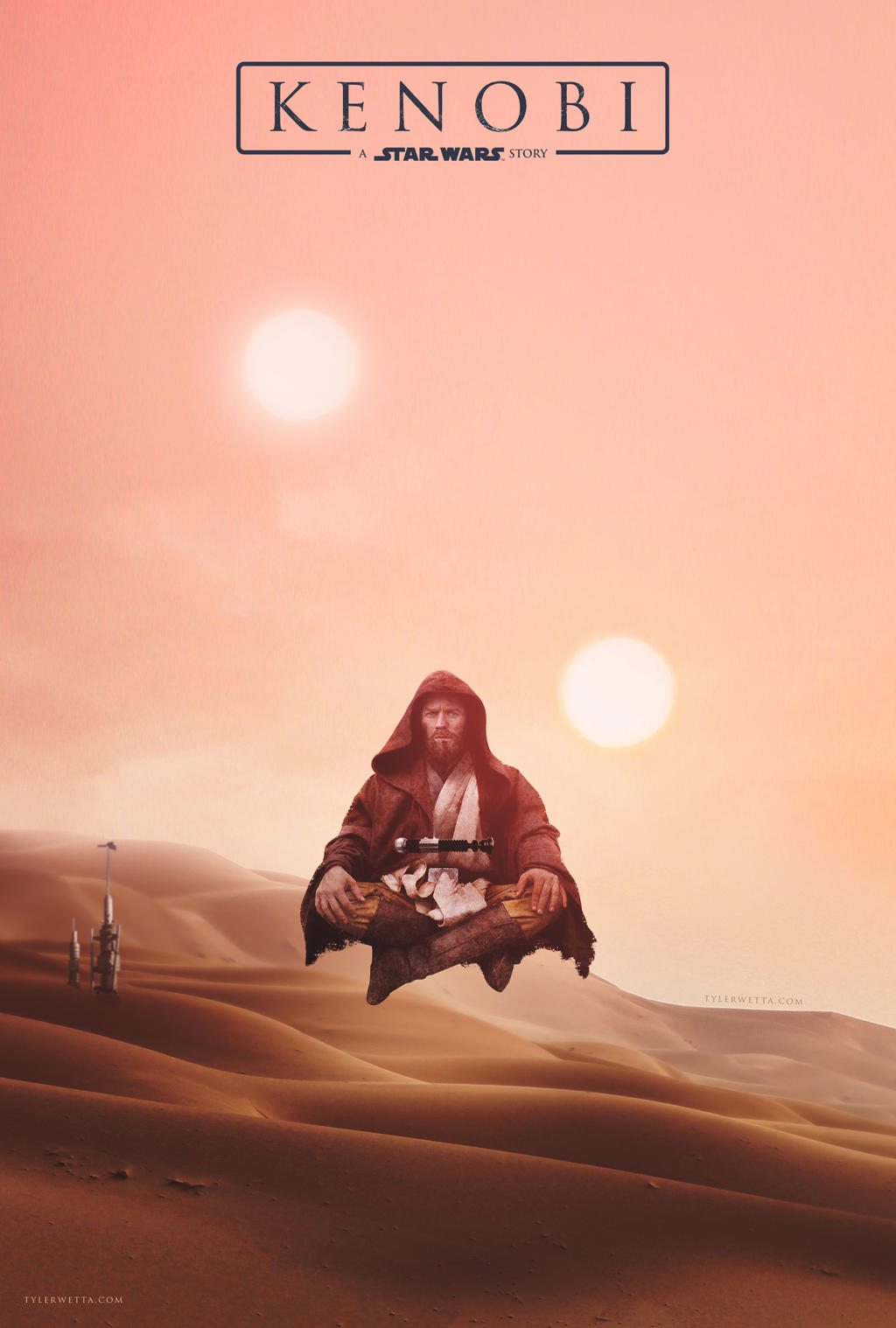 Kenobi: A Star Wars Story Movie Poster