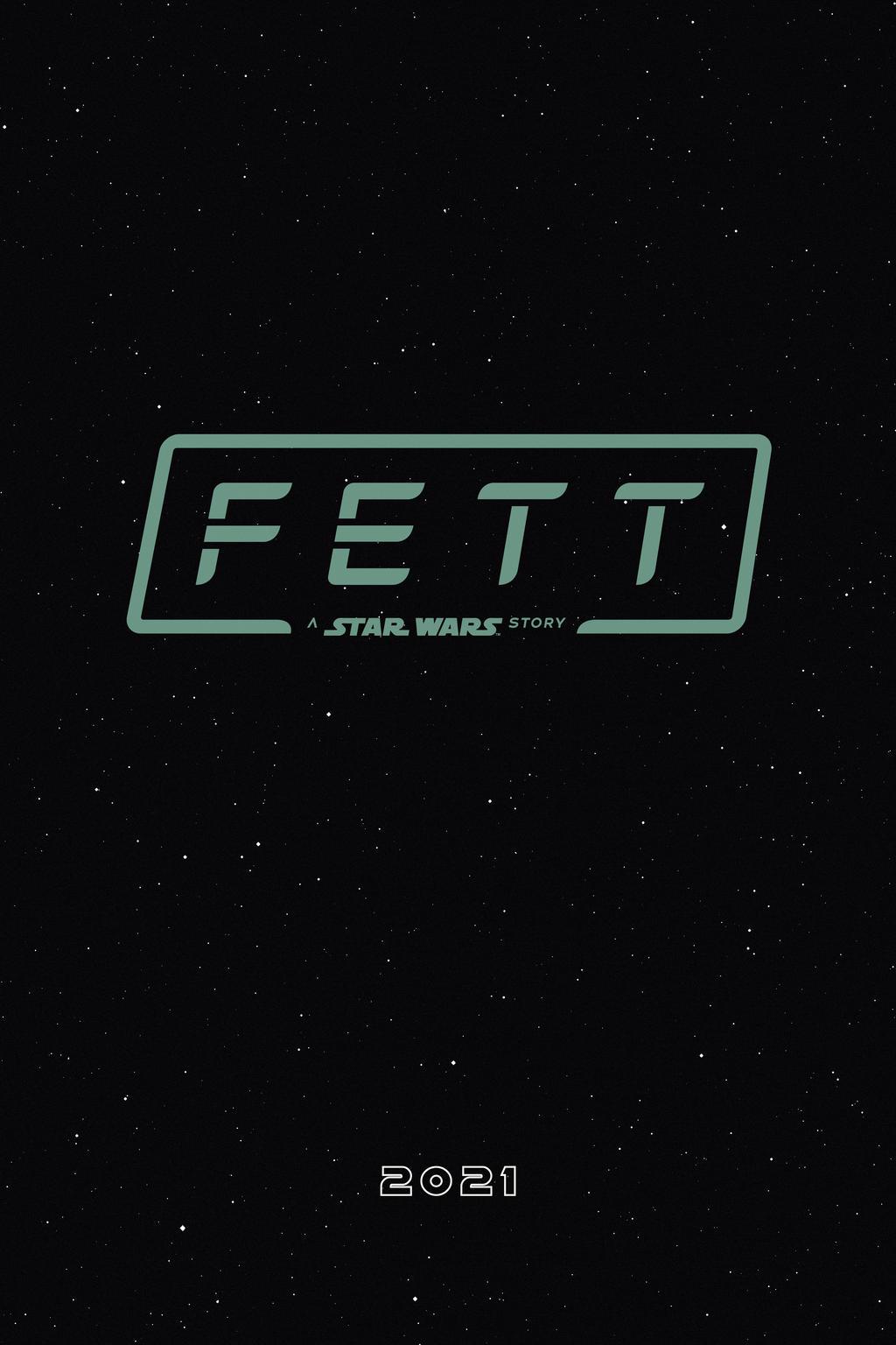 FETT: A Star Wars Story Movie Poster by tyler-wetta