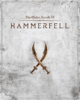 The Elder Scrolls VI: Hammerfell Cover Art
