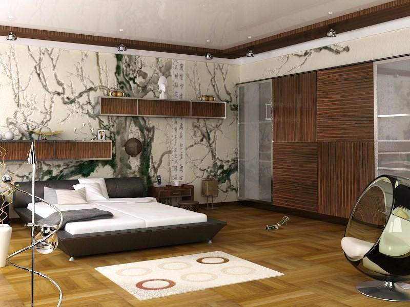 بذۆقه ۆقڷبه باڷۆفاء Bedroom BEDROOM_by_gokhankar
