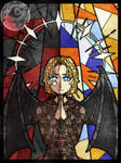 stained glass commission 3 by xXbluelight2341Xx