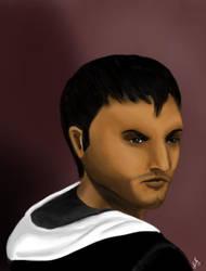 Malik by GrayWilkinson