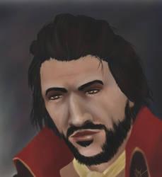 Captain Vane by GrayWilkinson