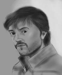 Cassian Andor by GrayWilkinson