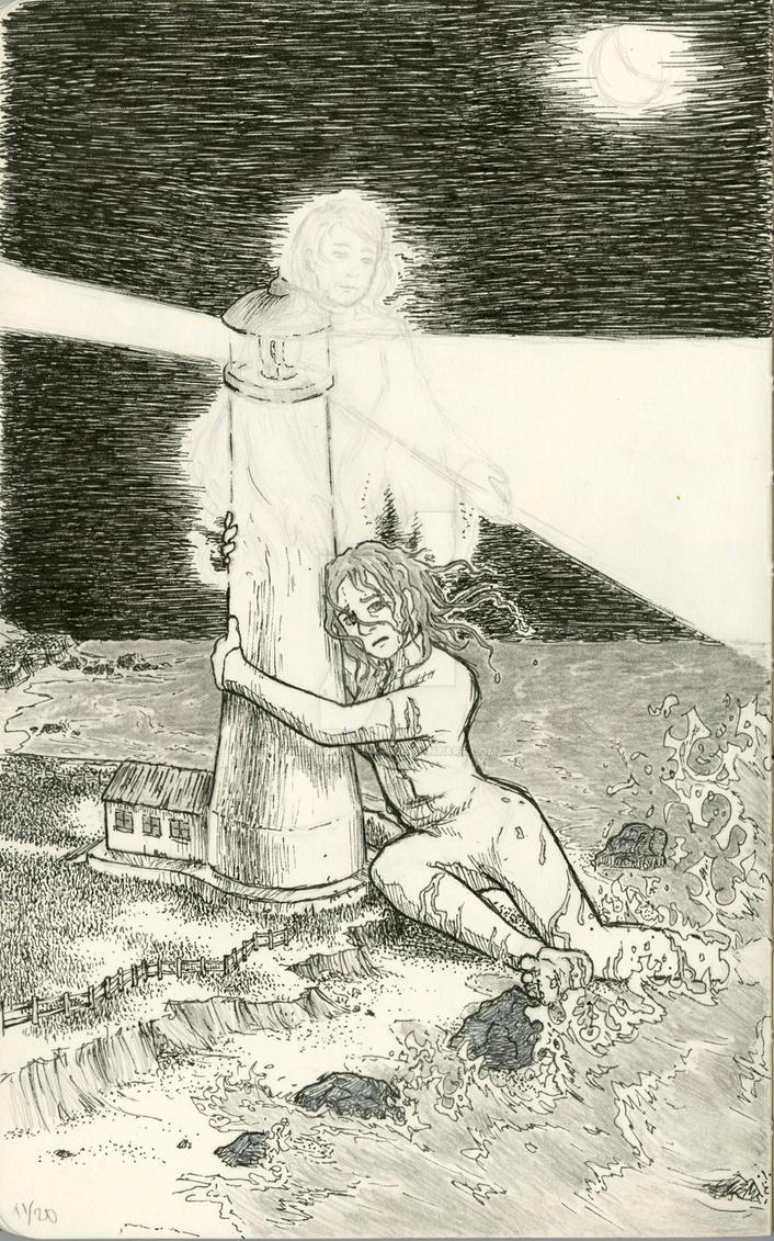 Spirit of the Lighthouse by MidnightReinor
