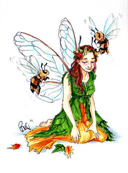Faerie and Bees