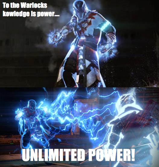 Unlimited Power by starscream0666