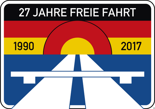 27 JAHRE FREIE FAHRT