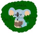 Pokecember 8: Fave Normal Type:Komala