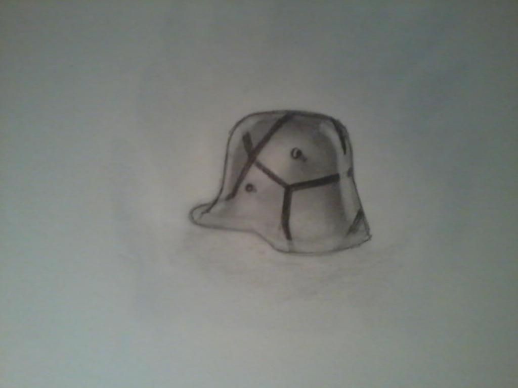 German helmet WW1 Turtle camo - 2014 by EasysArts on DeviantArt