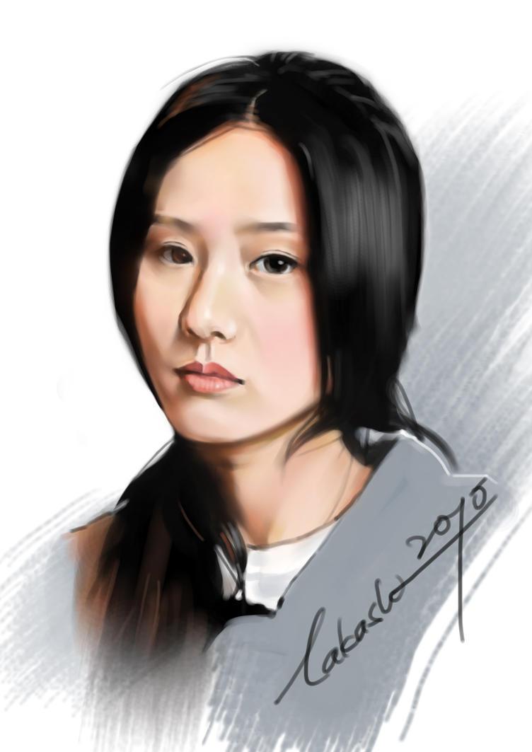 <b>Liu Shi Shi</b> by Bjiahao - liu_shi_shi_by_bjiahao