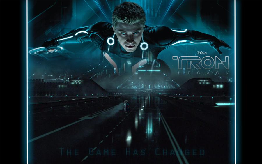 Tron Legacy Wallpaper by GiLLi-GaN