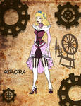 Steampunk Aurora (Sleeping Beauty)