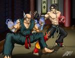 Battle for the Mishima Zaibatsu