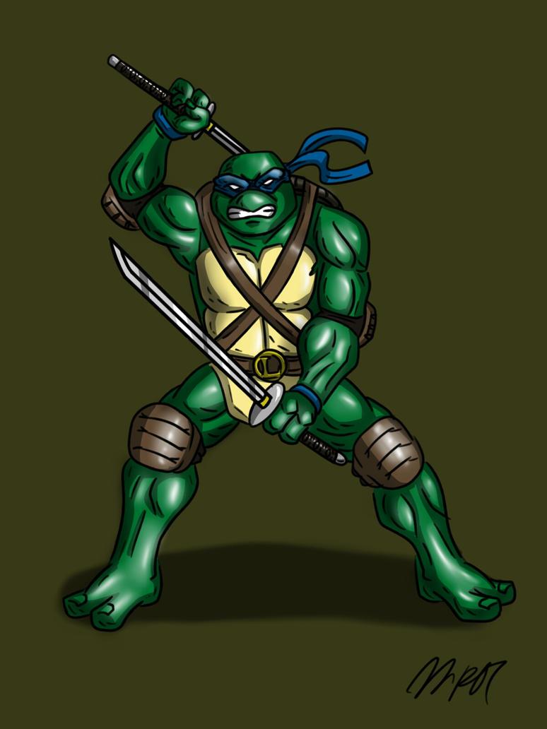 Leonardo by greytei