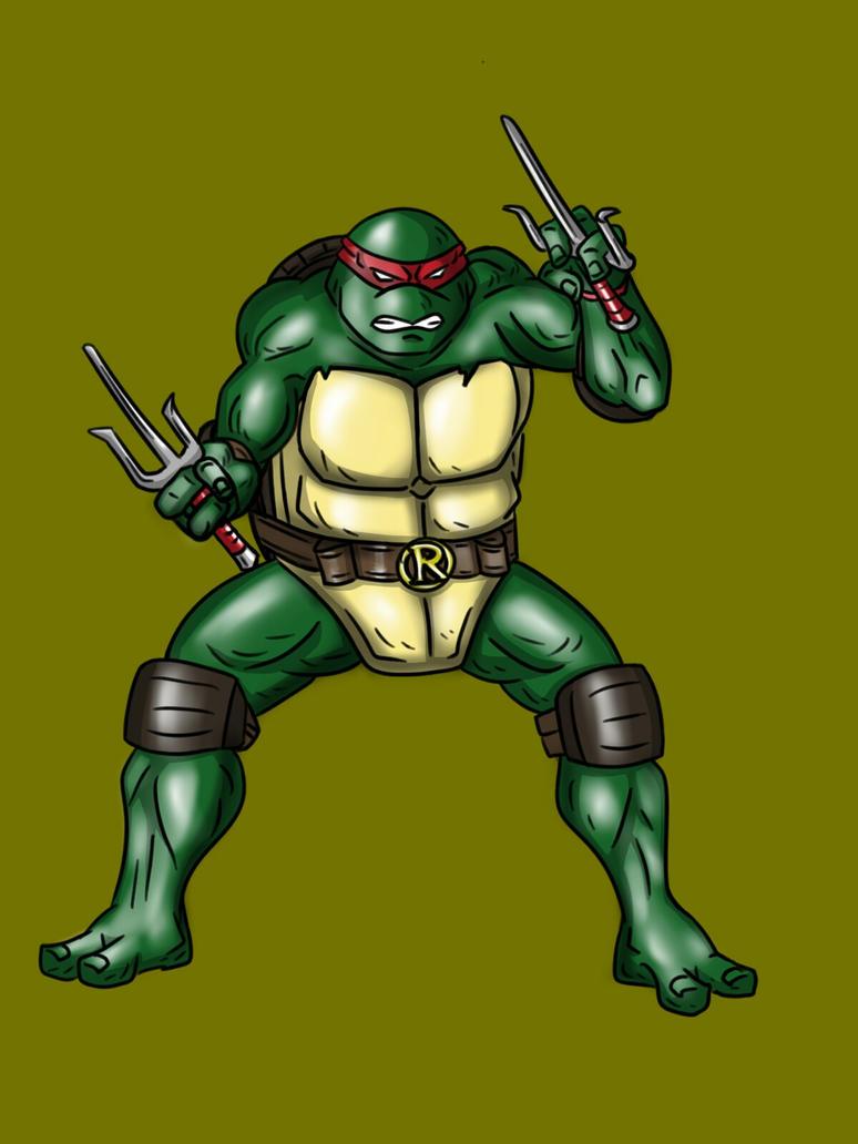 Raphael by greytei