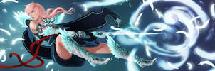 Warrior Goddess Reborn by Alrynnas