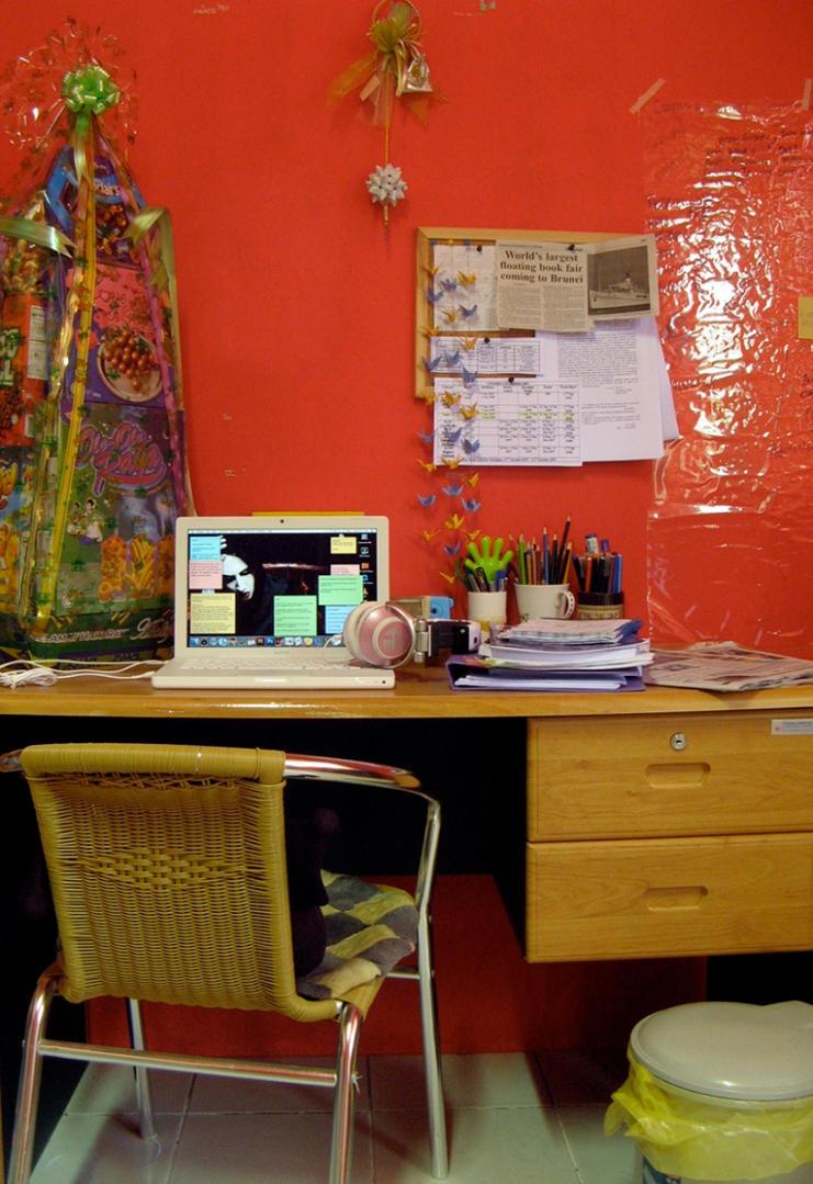 Das Ist Meine Desktop by gopie
