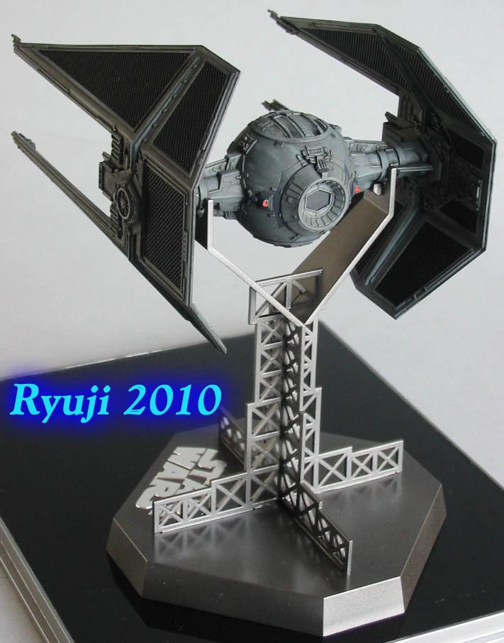 TIE Interceptor 05 by celsoryuji