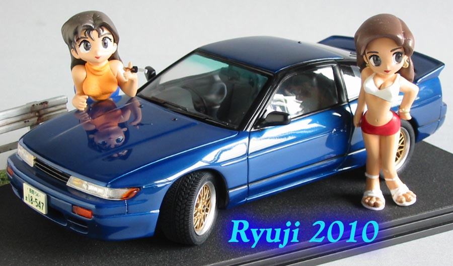 Cars Used In Initial D