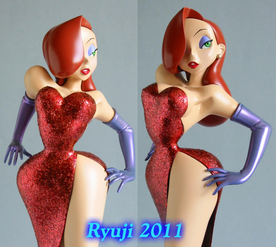 Jessica Rabbit 11 by celsoryuji