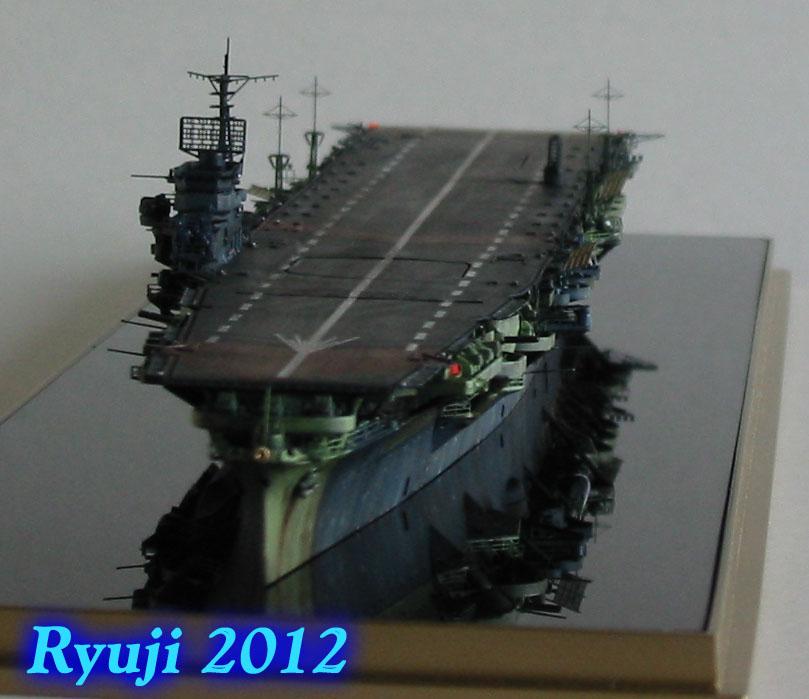 IJN Unryu 03 by celsoryuji