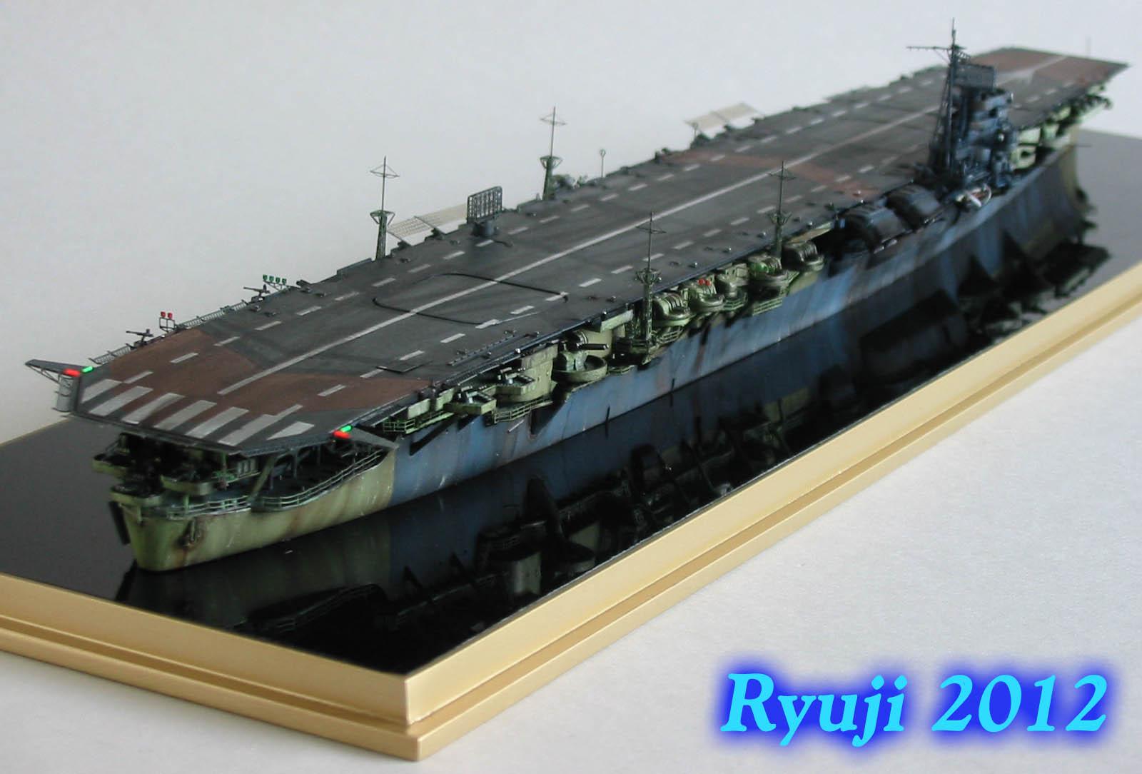 IJN Unryu 04 by celsoryuji