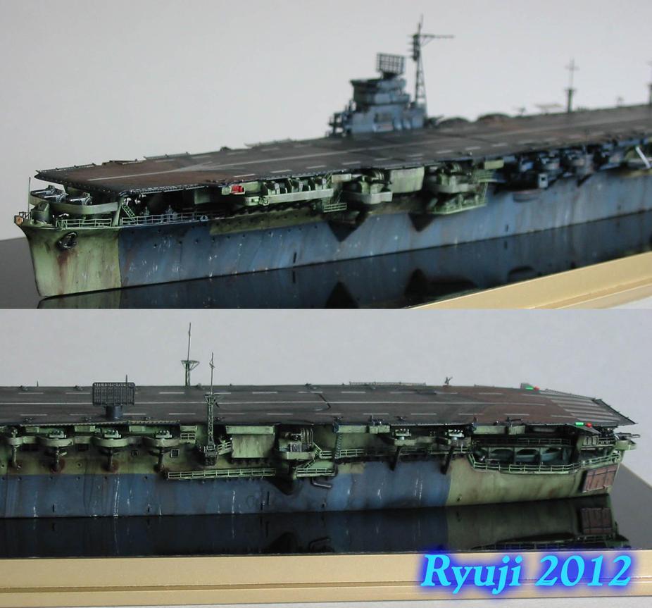 IJN Unryu 06 by celsoryuji