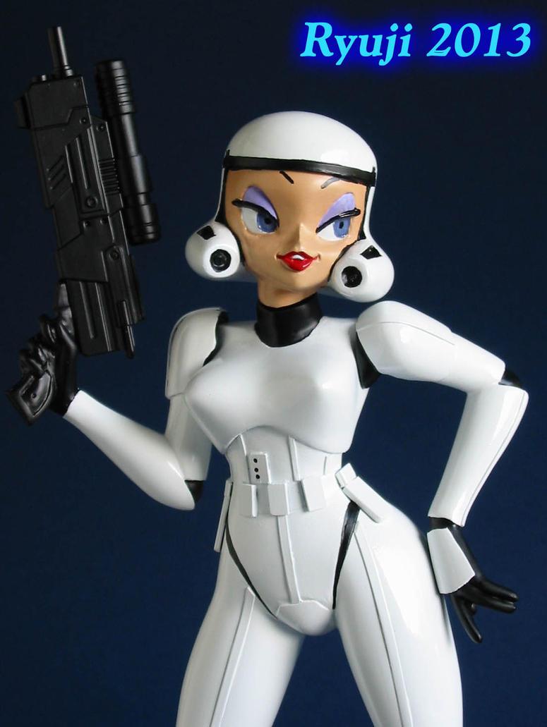 Helloo stormtrooper 09 by celsoryuji