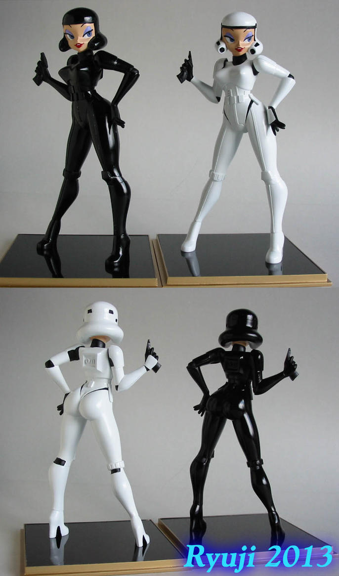 Helloo stormtrooper 12 by celsoryuji