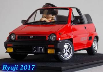 Honda City 01 by celsoryuji