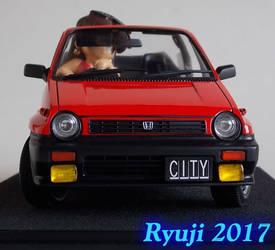 Honda City 02 by celsoryuji