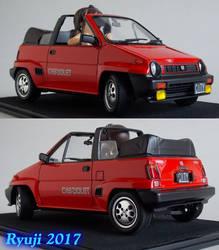 Honda City 03 by celsoryuji