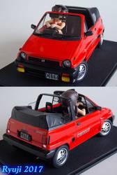 Honda City 04 by celsoryuji