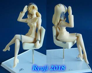 Misa Hayase fig wip01 by celsoryuji