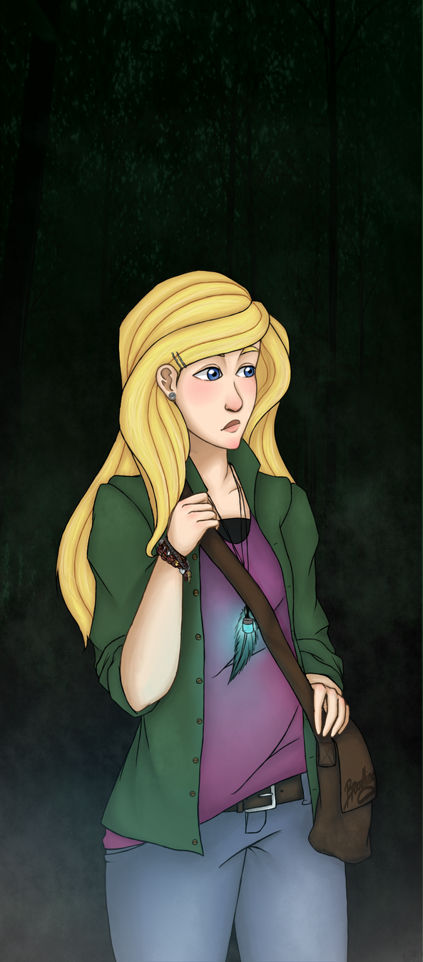 Claire Novak by broodlings