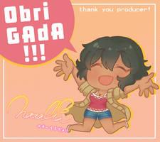 obrigada producers!